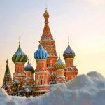 Бланк: климат Москвы